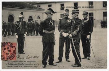 réhabilitation de Dreyfus